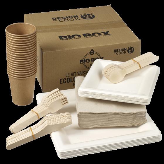 Kit Biobox pour 20 personnes