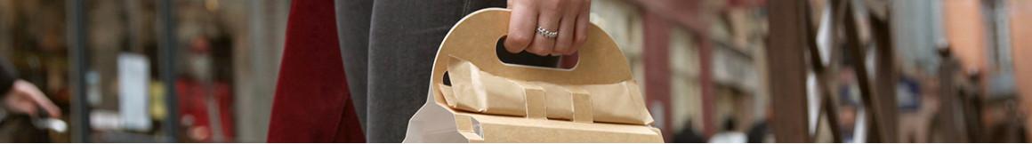 Packagings pour la pâtisserie